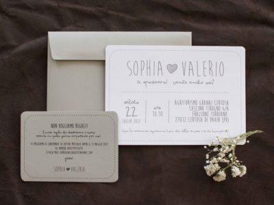Sophia & Valerio